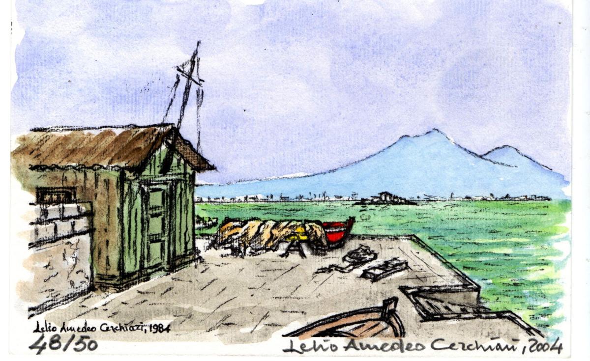 """Castellammare di Stabia - """"Banchina E' Zì Catiello"""" - 2004"""